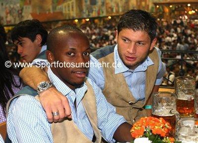 Kommt Savio Nsereko nochmal zurück?