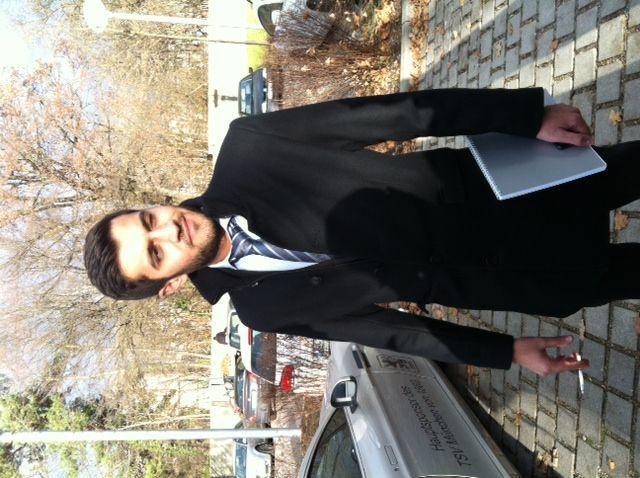 Abdel Rahman Ismaik verurteilt die Vorgehensweise des TSV 1860. Foto: GRISS