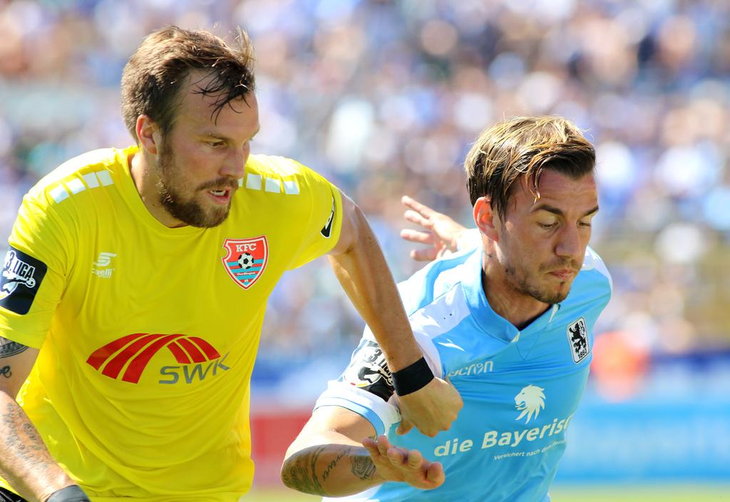 0:0 gegen Großaspach: Uerdingen übernimmt Platz 1
